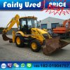 Used Jcb 3cx Backhoe Loader From UK with Excavator Bucket