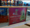 Supermarket/Market Cling Window Advertising Transparency Sticker Banner