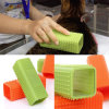 Soft Silicone Sticky Hair Tool Pet Dog Puppy Cat Bath Shedding Hair Remover Brush Comb