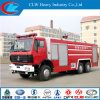 Beiben Euroiii 4*2 Water Tank Fire-Fighting Truck