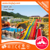 High Speed Water Slides Outdoor Water Park Equipment