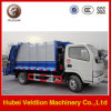 Dongfeng 4X2 Refuse Compactor Truck 5-7ton