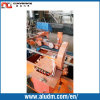 Aluminum Extrusion Machine Three Head Intelligent Puller with Round Precision Saw