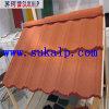 Stone-Coated Metal Roof Tile Making Machine