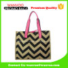 Designer Women Jute Hand Bag Portable Handbag