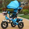 Factory Wholesale 360 Degree Rotating Children Trike Tricycle