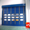 High Speed Folding Door / Rapid Stacking Shutter Door (HF-K91)