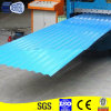 Blue Corrugated Color Steel Coated Roof Sheet