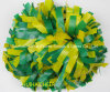 Plastic Yellow POM Poms