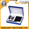 Business Gift Set Wrist Watch Pen Keychain Wallet (GS-008)