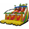 Colorful Inflatable Toys Slides for Amusement Park