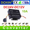 CE Approved 24V 12V Doxin DC Step Down Transformer Converter with Acc