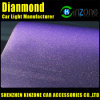 Glitter Light Blue Car Light Film/Glitter Auto Car Light Sticker Vinyl Film 0.3X10m