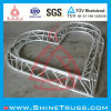 Aluminum Abnormal Truss Arc Truss Heartshape Truss