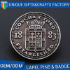 Zinc Alloy Soft Enamel Metal Badge Pin