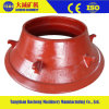 High Manganese Steel Crusher Parts Cone Liner