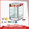 Hw-350 CE RoHS Food Display Showcase with Dry Heating