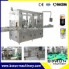 Automatic Aluminum Beverage Canning and Sealing Machine