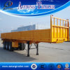 BPW Axle Webco Baking System 40tons Side Wall Semi Trailer
