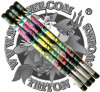 1′′ Roman Candle 8 Shots Fireworks Highest Quality with Lowest Price