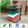 Colored Outdoor Canopy DIY Light Weight Plastic PC Awnings Sunshades