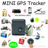 Newest Small GPS Tracker with GPS+Lbs+Agps (V8S)