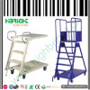 Warehouse Logistic Hand Ladder Trolley Cart