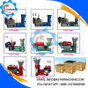 Small Diesel Enginee Driven Flat Die Animal Feed Making Machine