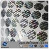 Custom Self Adhesive Semi Glossy Rainbow Laser Anti-Counterfeit Laser Stickers