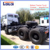 Using Mercedes-Benz Technology North Benz/Beiben 6X4 380HP Heavy Duty Tractor Truck Sale 2016