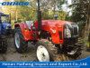 Farming Tractors 55HP 4WD Yto Engine Wheel Agricultural Tractor