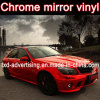 Good Quality 1.52X30m Car Chrome Film Mirror Vinyl Wrap