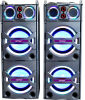 Double 10 Inch 2 Way Passive Stage Speaker Innovative Bluetooth E330