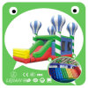 Qualified Children Games Jumping Castle Inflatable Slide for Amusement Park with Certificate