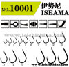 Wholesale Top Quality Hook for Fishing Iseama Fishing Hook