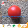 Hollow Hard Plastic Ball White Mini Ball