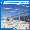 Cusomized Q235/345 Prefabricated Steel Frame Workshop Gms-Ss1078-L with Corrugated Steel Sheets or Sandwich Panel