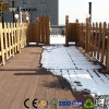 Outdoor WPC Material Balcony Wooden