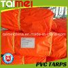 PVC Laminated Tarpaulin with UV