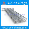 Stage, T-Stage, Acrylic Glass Stage