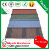 Color Sand Stone Coated Metal Roof Tiles