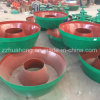 China Wet Pan Mill for Gold Selection, Gold Ore Grinding Wet Pan Mill Price