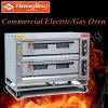 Commercial Baking Gas Oven for Bread Production Line (Real Factory)