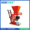Eco Brava Manual Diesel Interlocking Clay Brick Machine Price