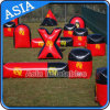 6 Person Archery Air Field, Inflatable Paintball Bunkers for CS Game