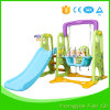 Baby Toys Indoor Mutifunction Playground Slide and Swing for Kid D Series