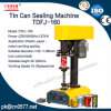 Canning Machine Tin Can Sealing Machine for Seasame Paste Tdfj-160