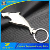 Factory Price Customized Zinc Alloy Bottle Opener Key Chain Holder with Any Design for Promotion