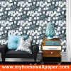 2017 New China Quality 3D Modern Wall Papers Wallpaper for Interior Design