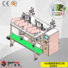 China High Speed Four Head Mask Filling Sealing Bagging Machine